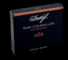 Davidoff Mini Cigarillos Nicaragua Box of 20